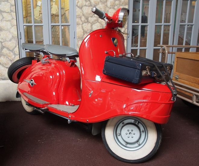 Peugeot Scooters,  Peugeot Motocycles anh 5