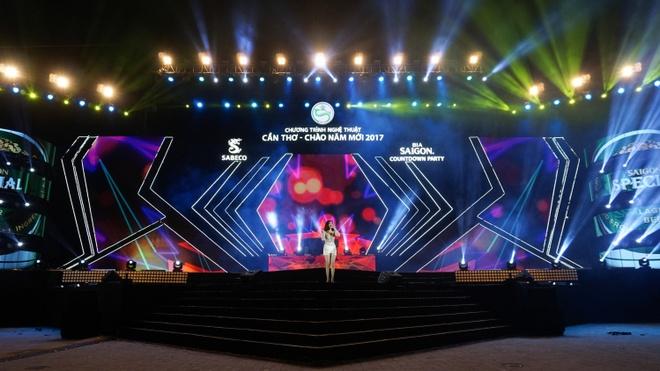 Bia Sai Gon,  Bia Saigon Countdown Party 2017 anh 2