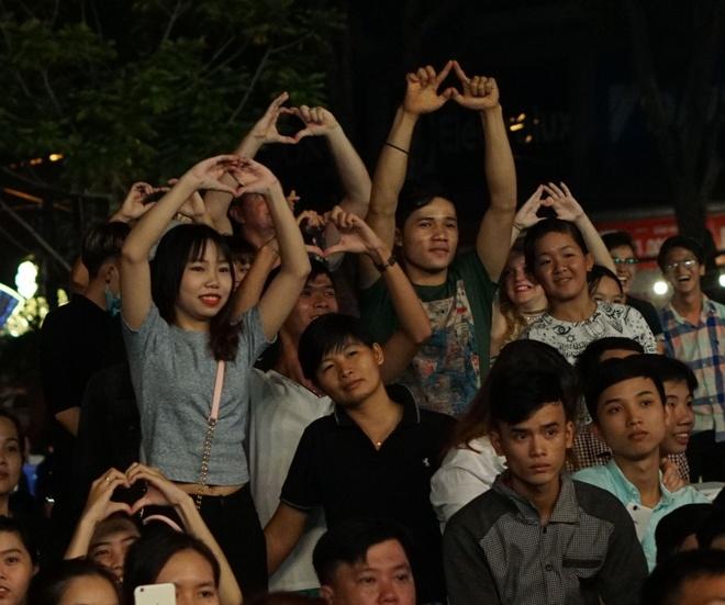 Bia Sai Gon,  Bia Saigon Countdown Party 2017 anh 4