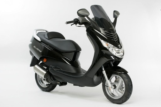 Peugeot Scooters,  Peugeot Motocycles anh 7