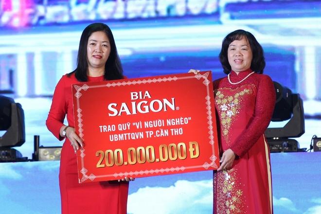 Bia Sai Gon,  Bia Saigon Countdown Party 2017 anh 5