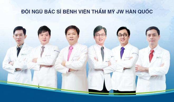Benh vien tham my JW Han Quoc,  nang nguc Nano Moti anh 6
