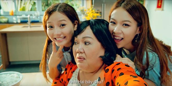 Phim ngan Tet cua Noo, NSND Ngoc Giau lay nuoc mat nguoi xem hinh anh 6