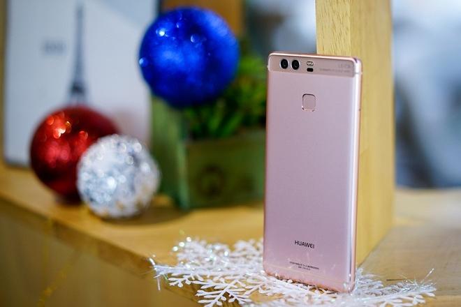 Huawei P9 vang hong: Su ket hop giua thoi trang va cong nghe hinh anh 5