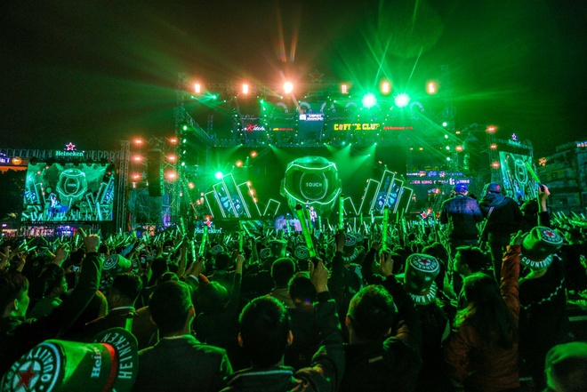 Heineken Countdown Party anh 1