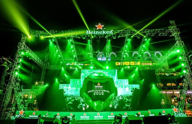 Heineken Countdown Party anh 2