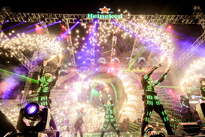 Heineken Countdown Party anh 3