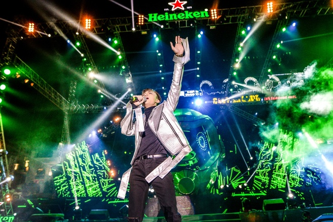 Heineken Countdown Party anh 6