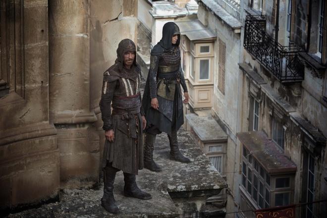 Assassin's Creed: Fan man nhan voi phan dan dung hoanh trang hinh anh