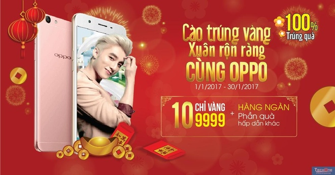 TechOne,  Oppo anh 1