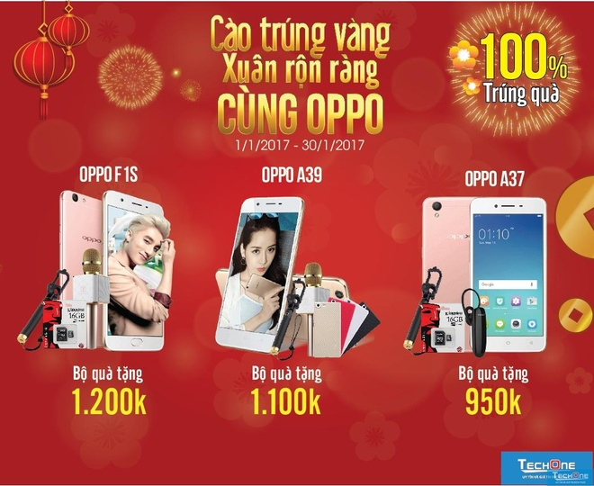 TechOne,  Oppo anh 2