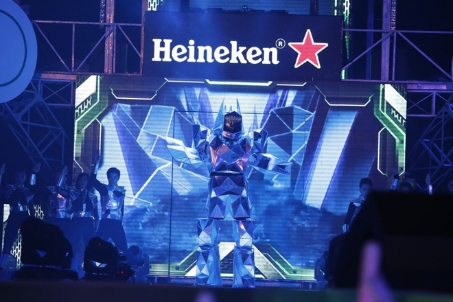 Heineken Green Room anh 12