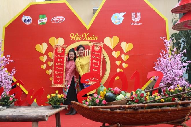 me con nghe si Chieu Xuan don Tet som o Ha Giang anh 7