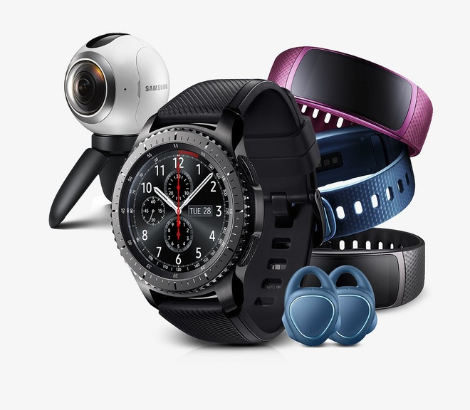Gear S3 anh 1