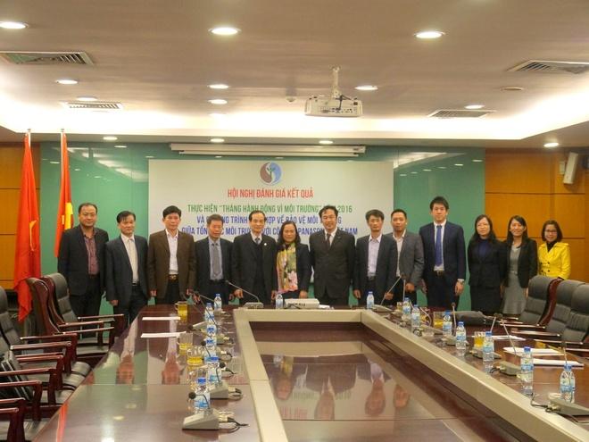 Panasonic Viet Nam thu doi 12.500 pin sinh thai nam 2016 hinh anh 5