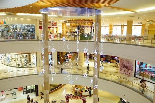 AEON Mall Tan Phu Celadon noi bat voi doan tau vang 250 tuoi hinh anh 2