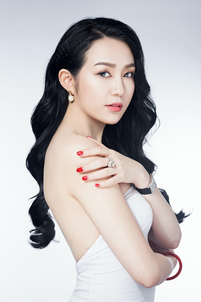 Huong Baby - doanh nhan xinh dep sau ten goi 'vo Tuan Hung' hinh anh 3