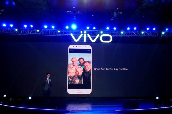Nhin lai buoi ra mat an tuong cua Vivo V5Plus tai Viet Nam hinh anh 4