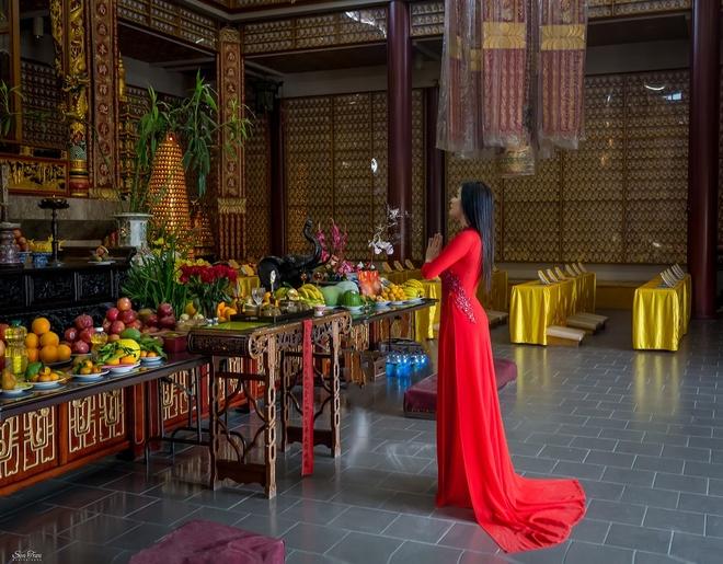 Jasmine Le,   Hoa hau Nguoi Viet The gioi 2017 anh 3