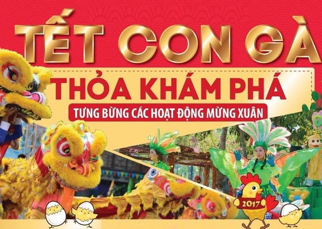 Tet Dinh Dau tai Dam Sen: Ghe mot noi, choi da doi hinh anh