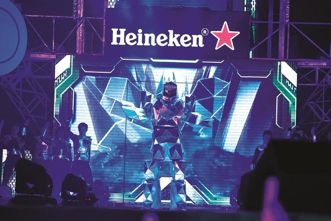 Heineken,  Heineken Green Room - Cham vao am nhac anh 4