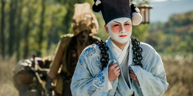 Duong Tang gioi vo, bi Ngo Khong choi kham trong phim moi hinh anh 6