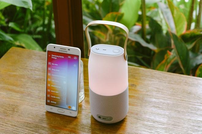 Loa Bluetooth doi mau: Am thanh 360 do, tinh di dong cao hinh anh 8