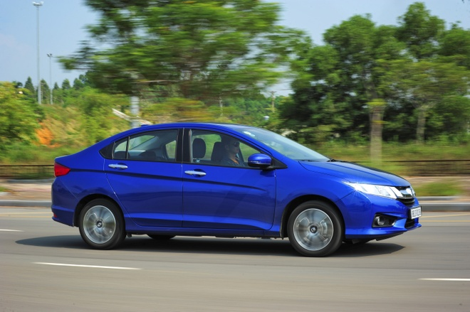 Honda ban hon 11.000 oto tai Viet Nam trong nam 2016 hinh anh 1