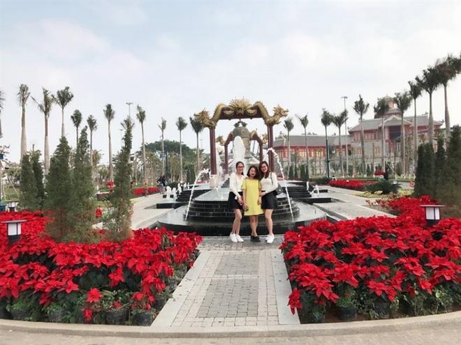 Sun World Ha Long Park hut khach du xuan dip dau nam hinh anh 1