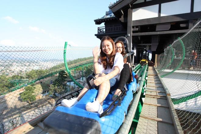 Sun World Ha Long Park hut khach du xuan dip dau nam hinh anh 4