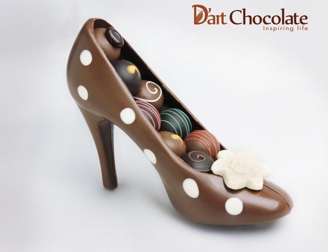 Chocolate Valentine 2017 day bat mat tu D'art Chocolate hinh anh 4