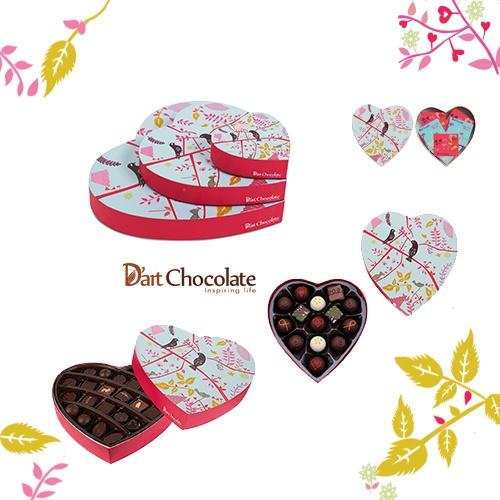 Chocolate Valentine 2017 day bat mat tu D'art Chocolate hinh anh 2