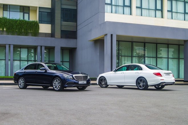 Loat xe Mercedes-Benz hap dan trong tam gia 2 ty dong hinh anh 1