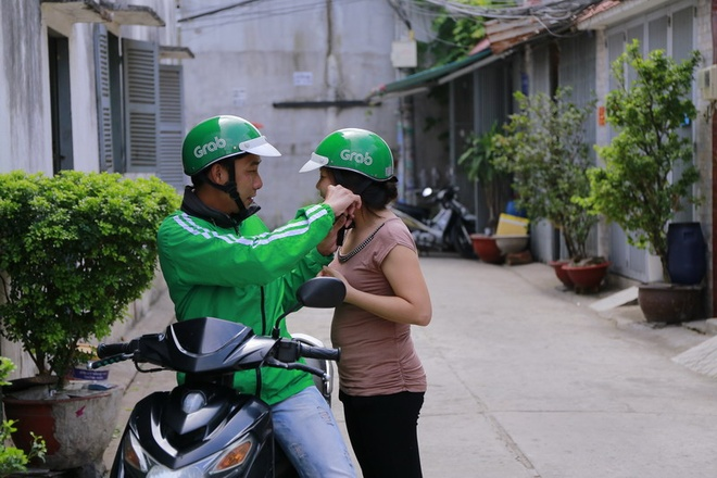 GrabBike anh 2
