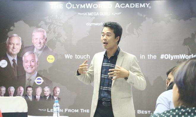The OlymWorld Academy - noi khai pha tai nang cua moi nguoi hinh anh 1