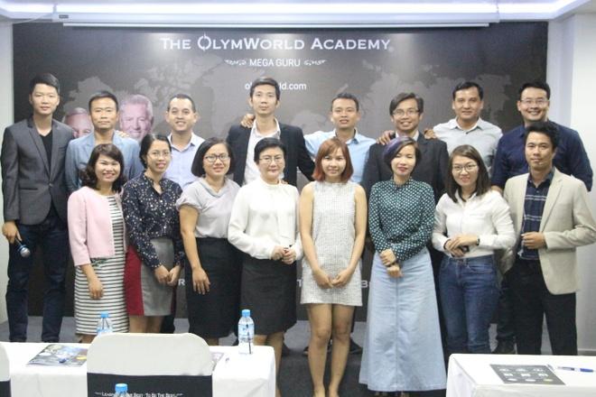 The OlymWorld Academy - noi khai pha tai nang cua moi nguoi hinh anh 2