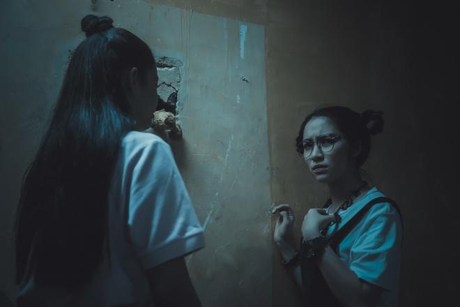 Truong Quynh Anh, Hoa Minzy 'lot xac' trong 'Linh duyen' hinh anh 4