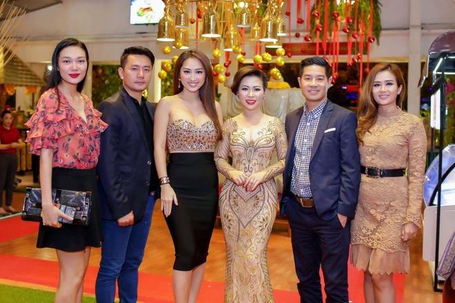 Hoa hau Kristine Thao Lam sang trong tai 'Da tiec mua xuan' hinh anh 5