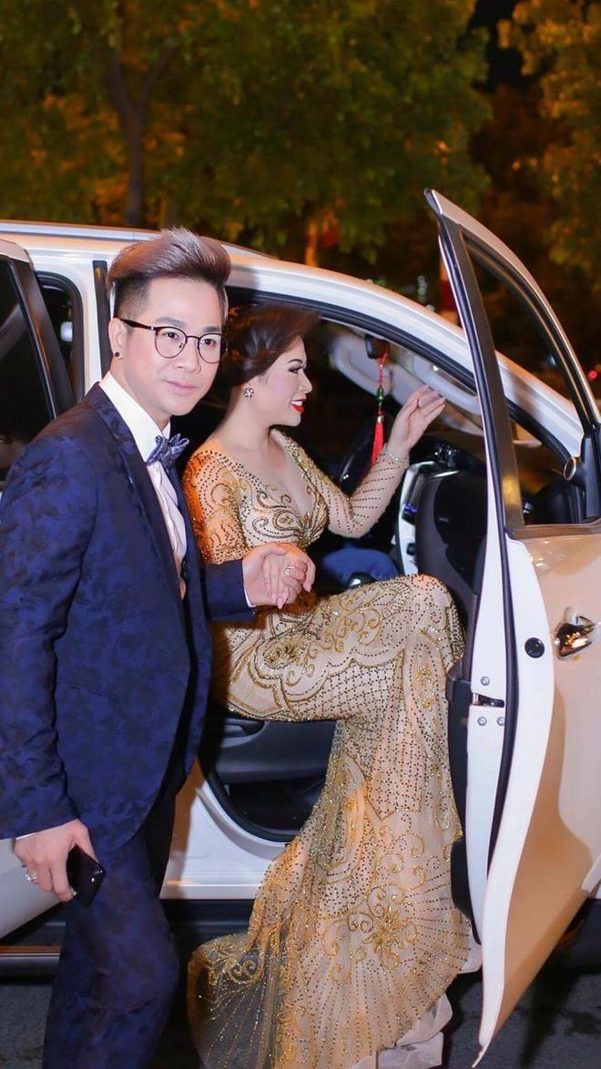 Hoa hau Kristine Thao Lam sang trong tai 'Da tiec mua xuan' hinh anh 2