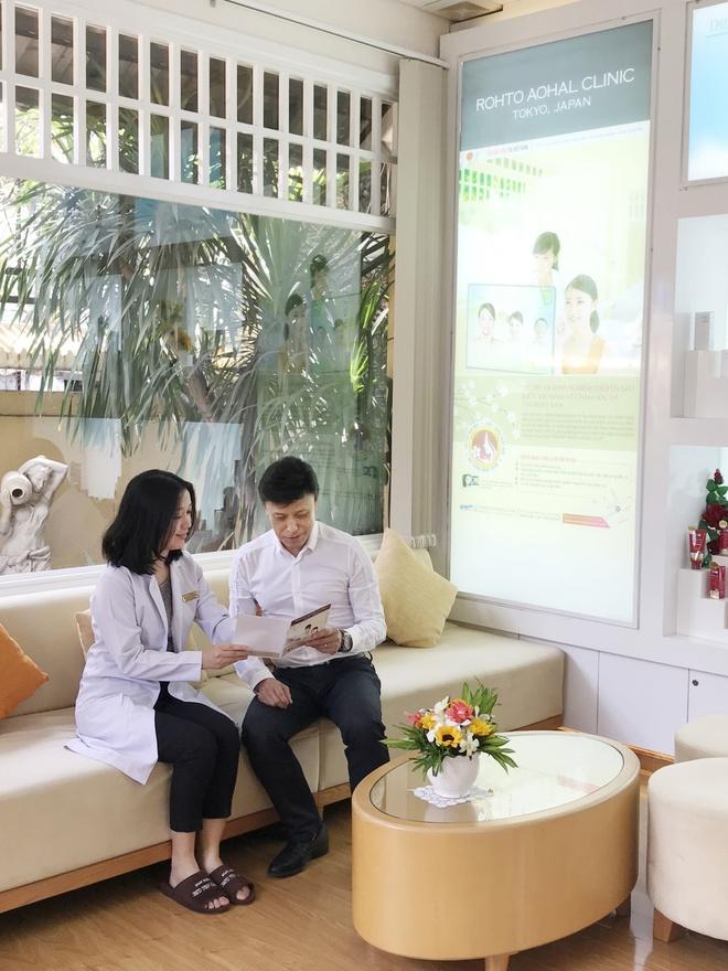 Rohto-Aohal Clinic and Spa anh 1