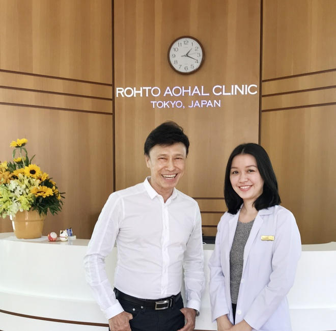 Rohto-Aohal Clinic and Spa anh 2