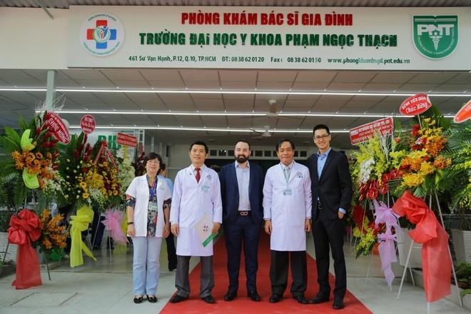 Pharmacity, DH Y Pham Ngoc Thach khanh thanh phong kham moi hinh anh 3