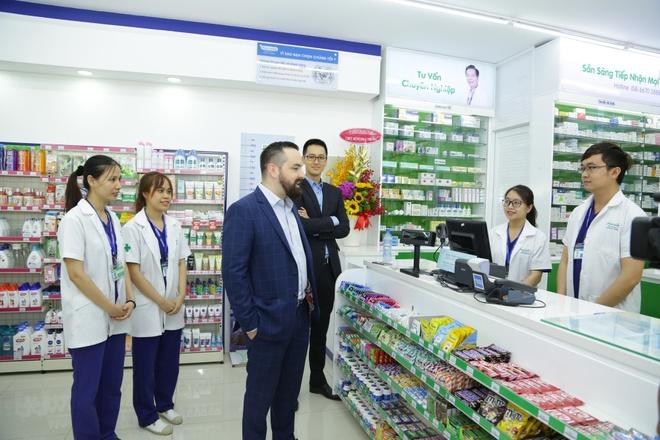 Pharmacity, DH Y Pham Ngoc Thach khanh thanh phong kham moi hinh anh 5