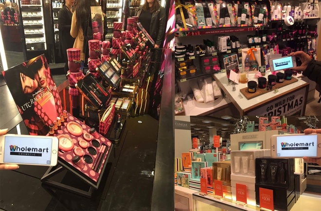 Wholemart Cosmetic anh 1