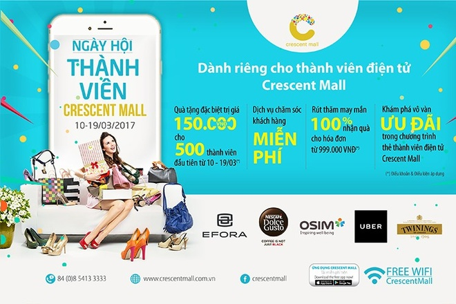 Crescent Mall anh 2