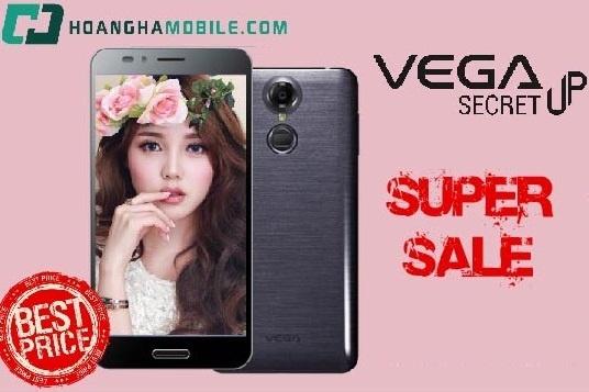 Smartphone Han Quoc Sky Vega Secret Up giam con 1,99 trieu dong hinh anh