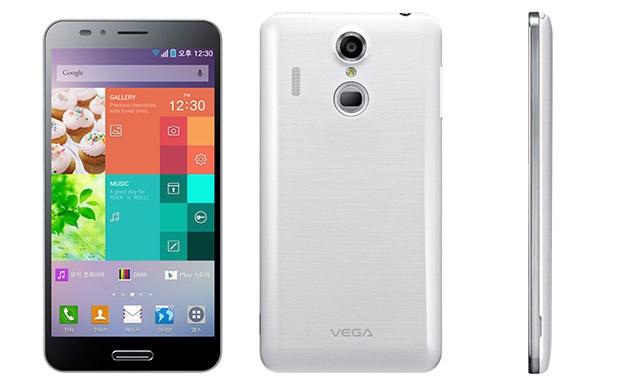 Smartphone Han Quoc Sky Vega Secret Up giam con 1,99 trieu dong hinh anh 2