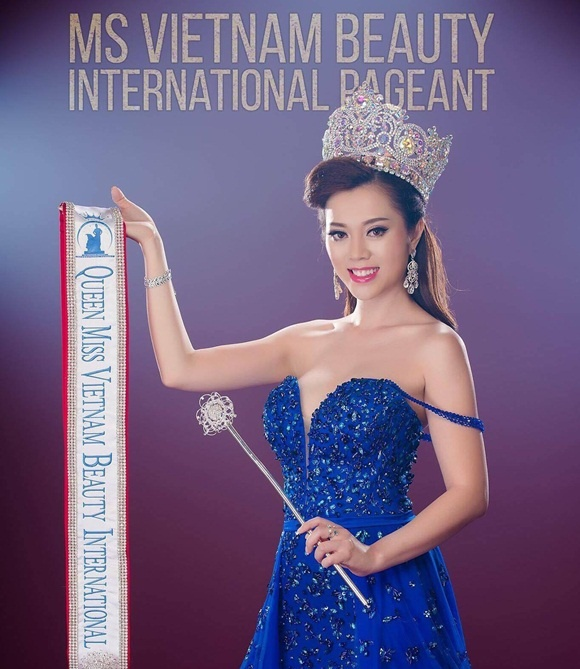Ms Vietnam Beauty International Pageant anh 1