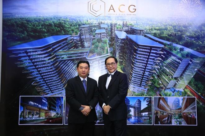 ACG Singapore nhan giai 'Nha dau tu quoc te nang dong tai Viet Nam' hinh anh
