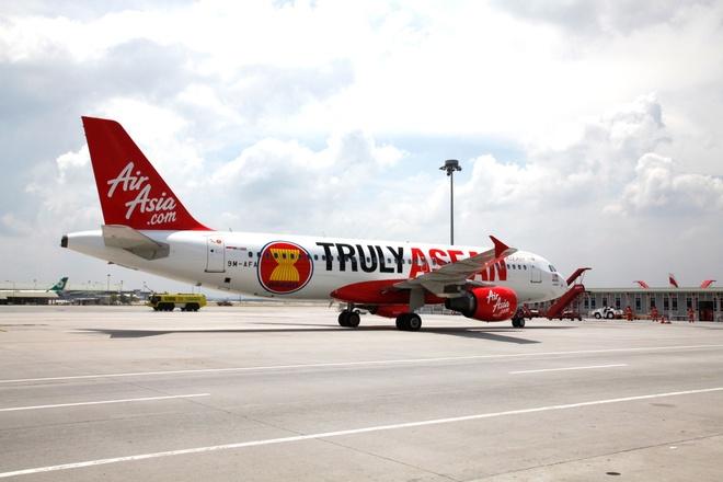 AirAsia thong bao ve han muc hanh ly xach tay hinh anh 1